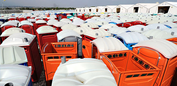 Champion Portable Toilets in Union City, NJ